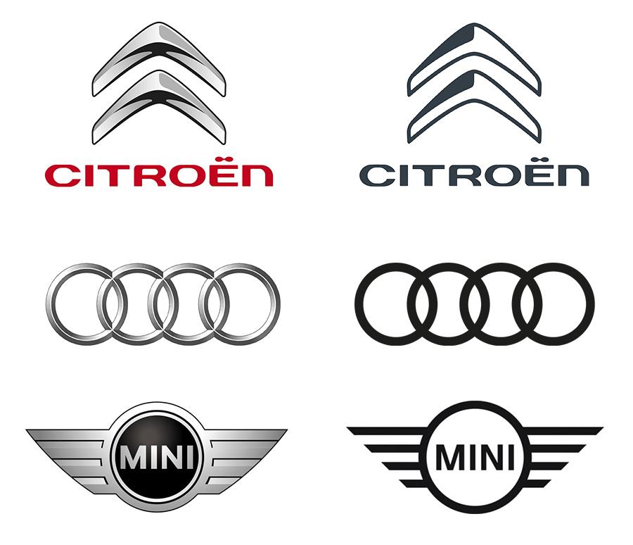 logos automóviles nuevos