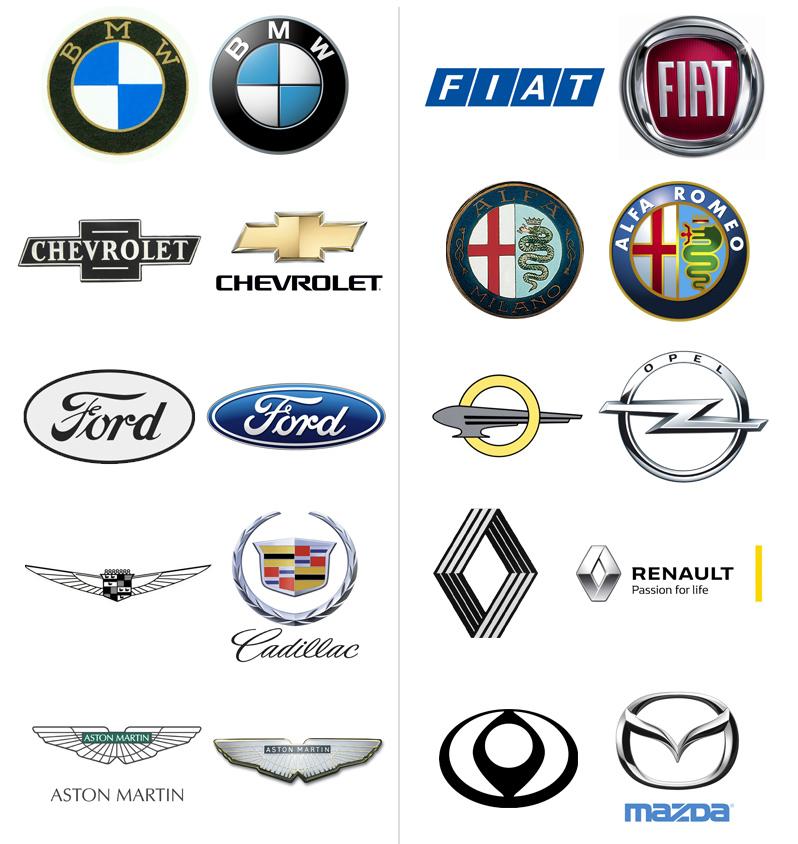 logos automóviles