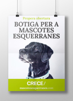 Village marketing: ¿una tienda para mascotas zurdas?
