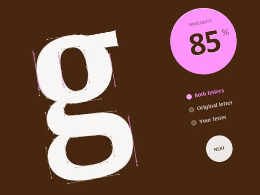 juegos tipográficos